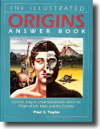 Cover of The Illustrated Origins Answer Book