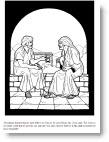 Jesus Talking with Nicodemus
