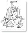 Jesus Healing a Lame Man