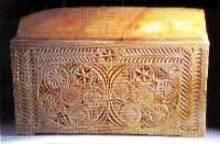 Ossuary of Caiaphas the High Priest of the Jews.