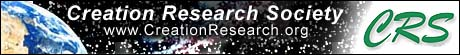 Creation Research Society HOME page