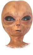 Alien. Illustration copyrighted.