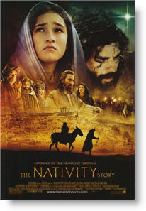 Poster. The Nativty Story. Copyrighted