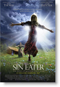 click for review of THE LAST SIN EATER