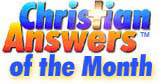 Click here for Christian Answers® home page