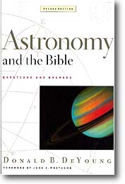 Cover of Astronomy and the Bible
