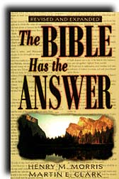 Cover of The Bible Has the Answer book
