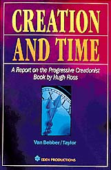 Cover of Creation and Time: A Report…
