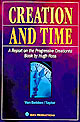 Book cover of the VanBebber and Taylor book, Creation and Time: A Report on the Progressive Creationist Book by Hugh Ross