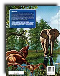 BACKCOVER of The Great Dinosaur Mystery and the Bible