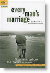 Every Man's Marriage - front cover