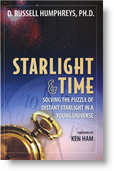 Cover of Starlight and Time book
