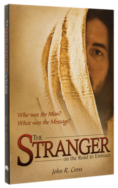 Book front cover: The Stranger on the Road to Emmaus