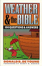 Cover of Weather and the Bible