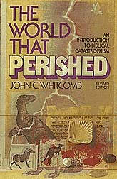 Cover of The World that Perished book