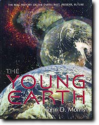 Cover of The Young Earth book