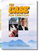 Cover - The Case for Creation VIDEO