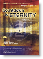 Front cover: Countdown to Eterntity