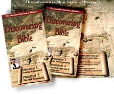 Cover of Discovering the Bible