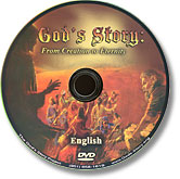 Cover of God's Story: From Creation to Eternity