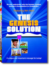Cover of the Genesis Solution
