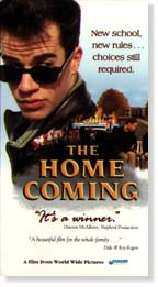Cover of THE HOME COMING