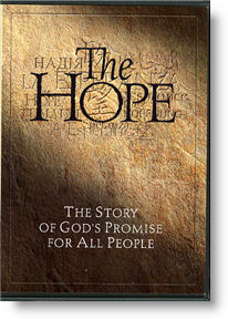 DVD cover—The Hope