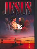 Jesus DVD - front cover.