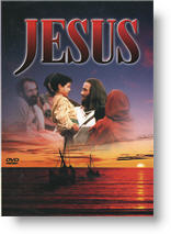 Jesus front DVD cover (English)