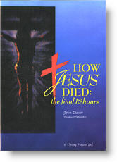 Cover of HOW JESUS DIED