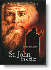 Cover of St. John in Exile