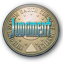 O.N.E. seal in Judgment. Copyright, Cloud Ten Pictures
