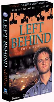 Cover of LEFT BEHIND: THE MOVIE