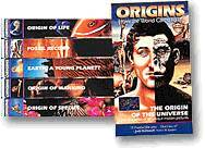 Cover of Origins: How the World Came to Be