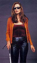 Carol Alt (Cindy in REVELATION)