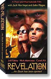 Cover of REVELATION (Apocalypse II)