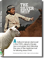 Cover of The Silver Belt
