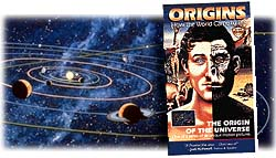 Cover of The Origin of the Universe