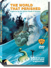 Front cover of The World That Perished video