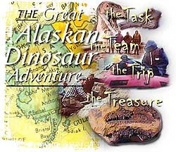 Visit 'The Great Alaskan Dinosaur Adventure'