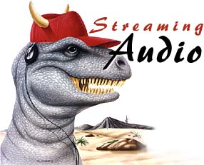 "Emblaze Audio. Dino copyrighted by 1987 by Randy ""Tarkas"" Hoar. All Rights Reserved. Used with permission."