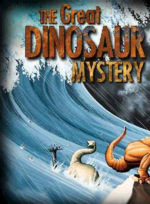 Welcome to The Great Dinosaur Mystery online