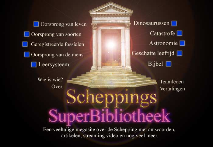 Navigatie menu - Scheppings SuperBibliotheek