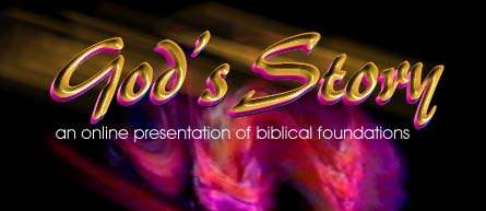 Welcome to the online presentation of God's Story