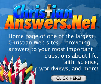 Christian Answers® Network home