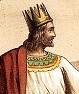 artist's impression of King Solomon
