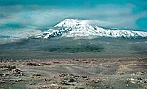 mount ararat. Photo copyrighted.
