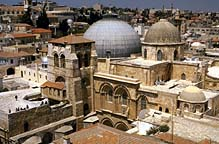 Holy Sepulchre Church, Israel. Photo copyrighted. All rights reserved.