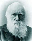 Charles Darwin—elderly photograph.