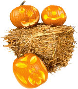 Halloween - Jack-o-lanterns (photo copyrighted)